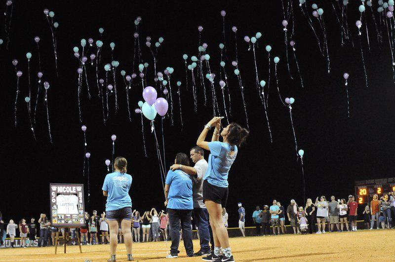 New Waverly community comes out to honor Nicole Billnoske's life and