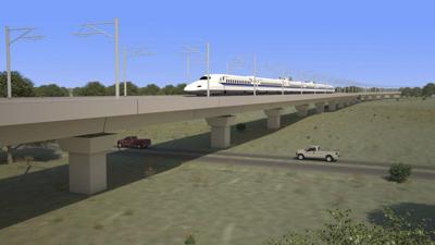 Brady to host town hall about bullet train