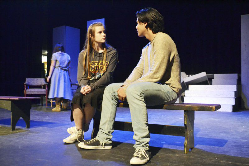 Hornets looking to wow judges at one-act play contest