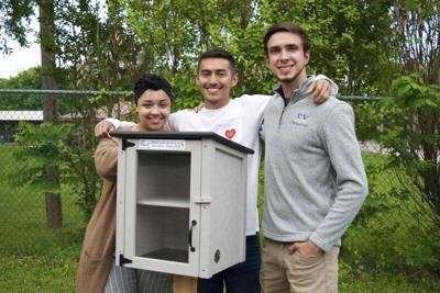 SHSU promotes literacy at Emancipation Park