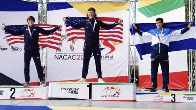 Clayton Fritsch brings home gold for Team USA