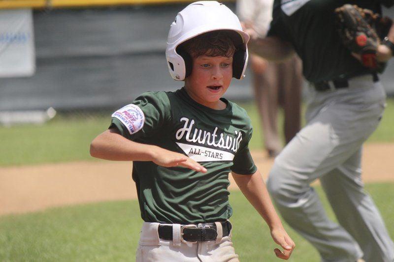 World Series berth sinks in for Huntsville Pinto All-Stars