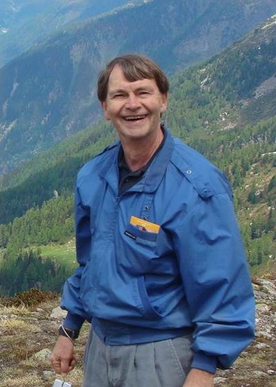 Dr. Terry David Bilhartz