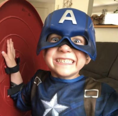 The family of Gunner Henley Mayer set up a Go Fund Me page to raise money for the five-year-old's education after his parents died in a drowning accident at a waterfall in Newfield July 12.