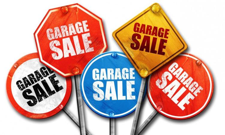 Image result for community garage sale