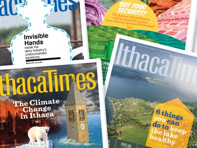 Ithaca Times a big winner at 2017 state press association awards