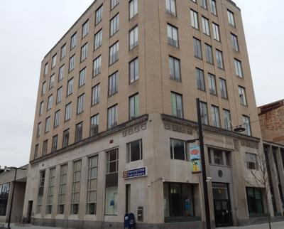 The Bank Tower owned by Jason Fane will house Chemung Canal Trust Company only to the end of May