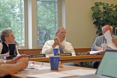Village of Lansing Board Meeting 6/10/19