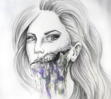 """Jen Lightfoot's """"Birds Ate My Face"""""""