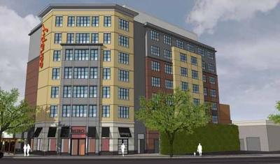 Hotel Proposed at Seneca Way
