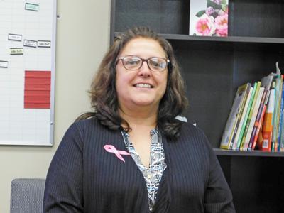 Tammy Farrell is the new principal of the Groton Junior/Senior High School.