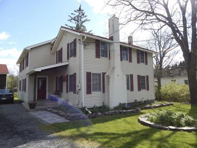 Trumansburg home