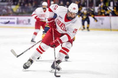 Cornell Men's Hockey Team (Cornell Daily Sun)