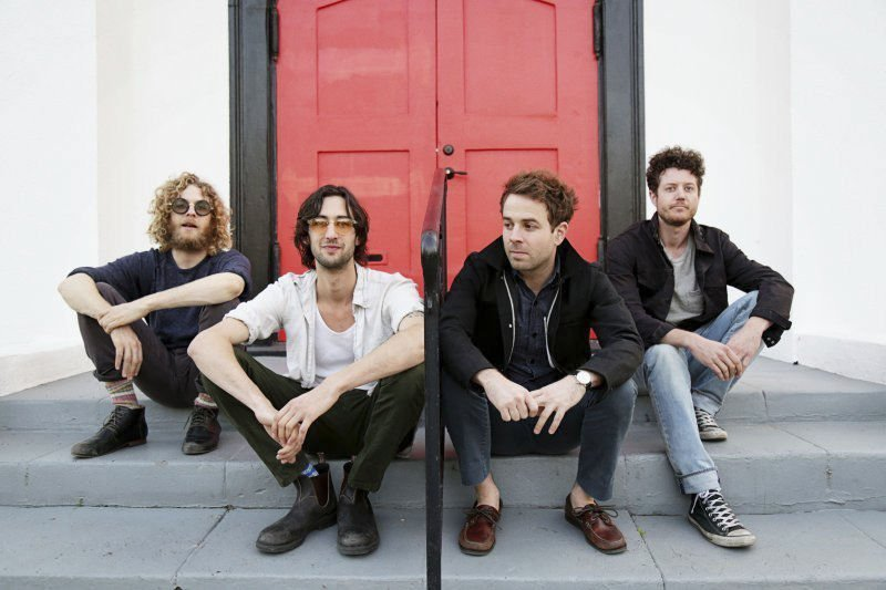 Dawes Rocks Out In Their Own Way At The State Theatre March 15