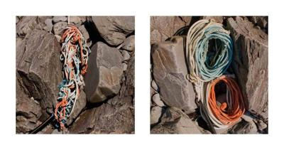 """Rob Licht's """"Tangle/Untangle Number 2"""""""