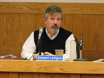 Lansing Town Supervisor Edward LaVigne (above) and the rest of the Town Council discussed concerns regarding the fire department's ability to respond to calls with the current weight restrictions on several bridges in the area at a meeting on Nov. 20.