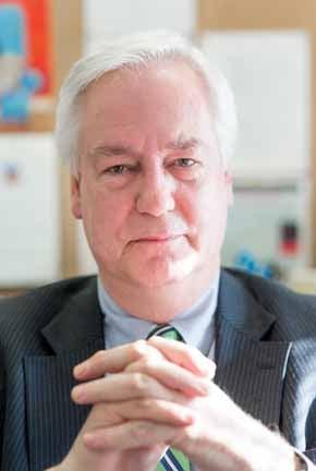 Tompkins County Administrator Joe Mareane