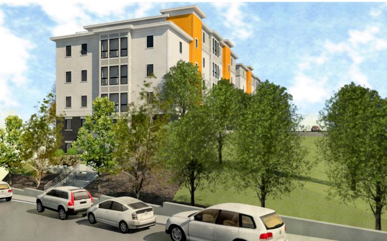 A Visum Development proposal for 232 Dryden Road