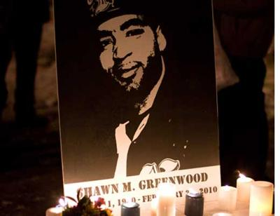 Community members remember Shawn Greenwood