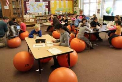New Learning Spaces