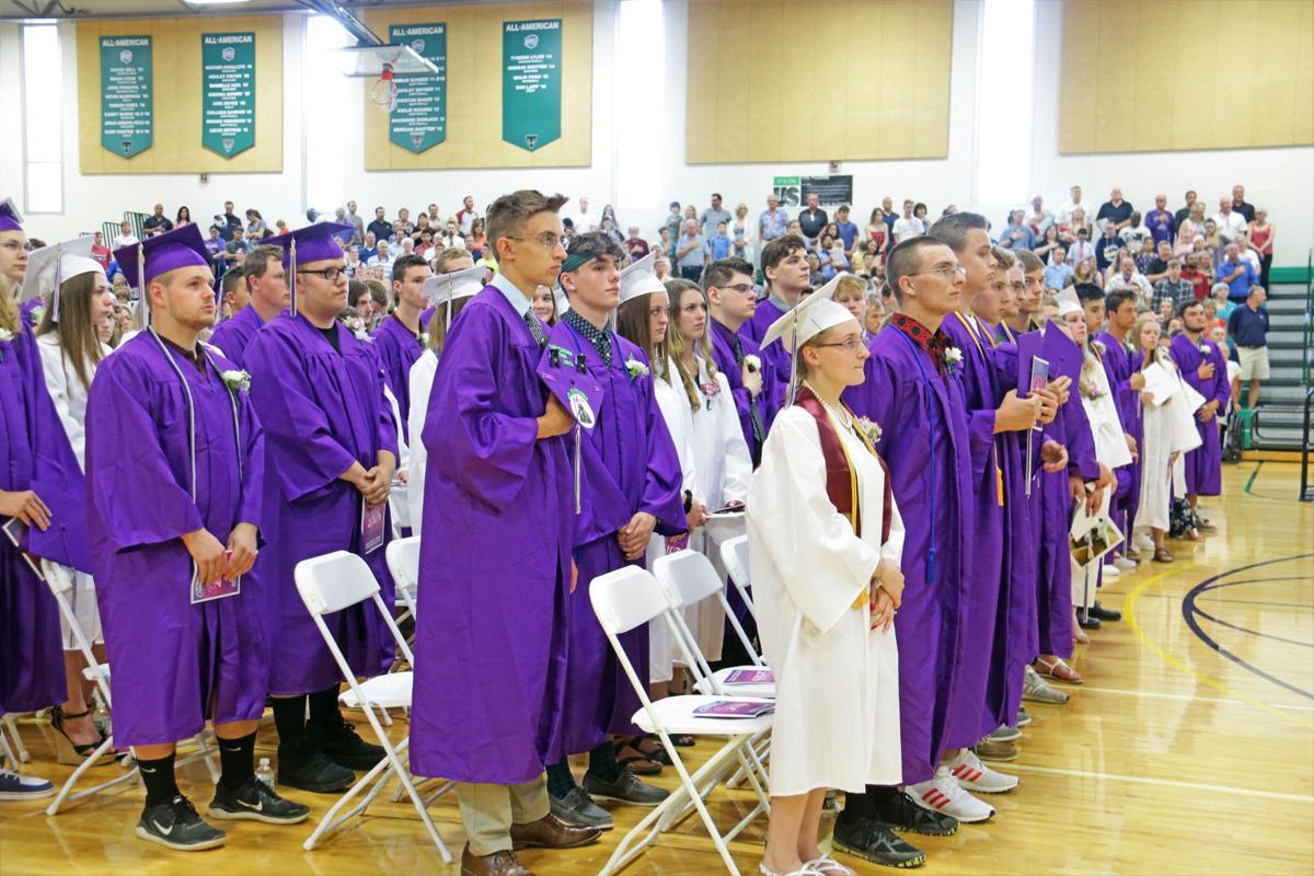 Dryden 2019 Graduation
