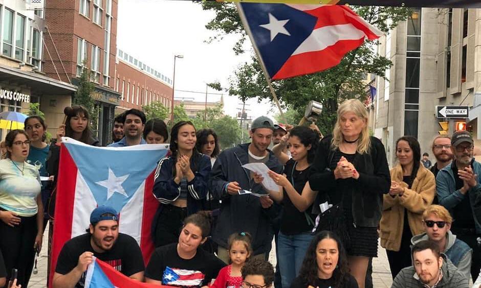 Puerto Rico rally 1
