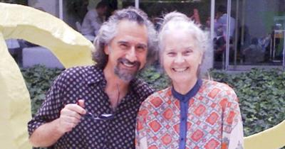 Peter Fortunato and Mary Gilliland. (Photo provided)
