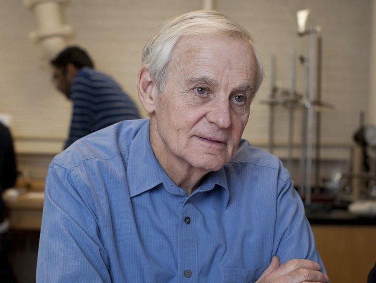 Filmmaker and Cornell professor Robert H. Liebermen