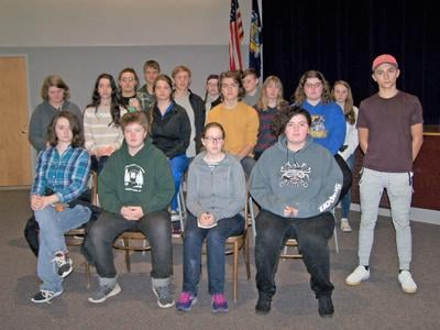 """Twenty-eight members of the Trumansburg High School Drama Club will be portraying 70 characters in the presentation of """"The Laramie Project"""" on Dec. 6 and 7 at 7 p.m."""