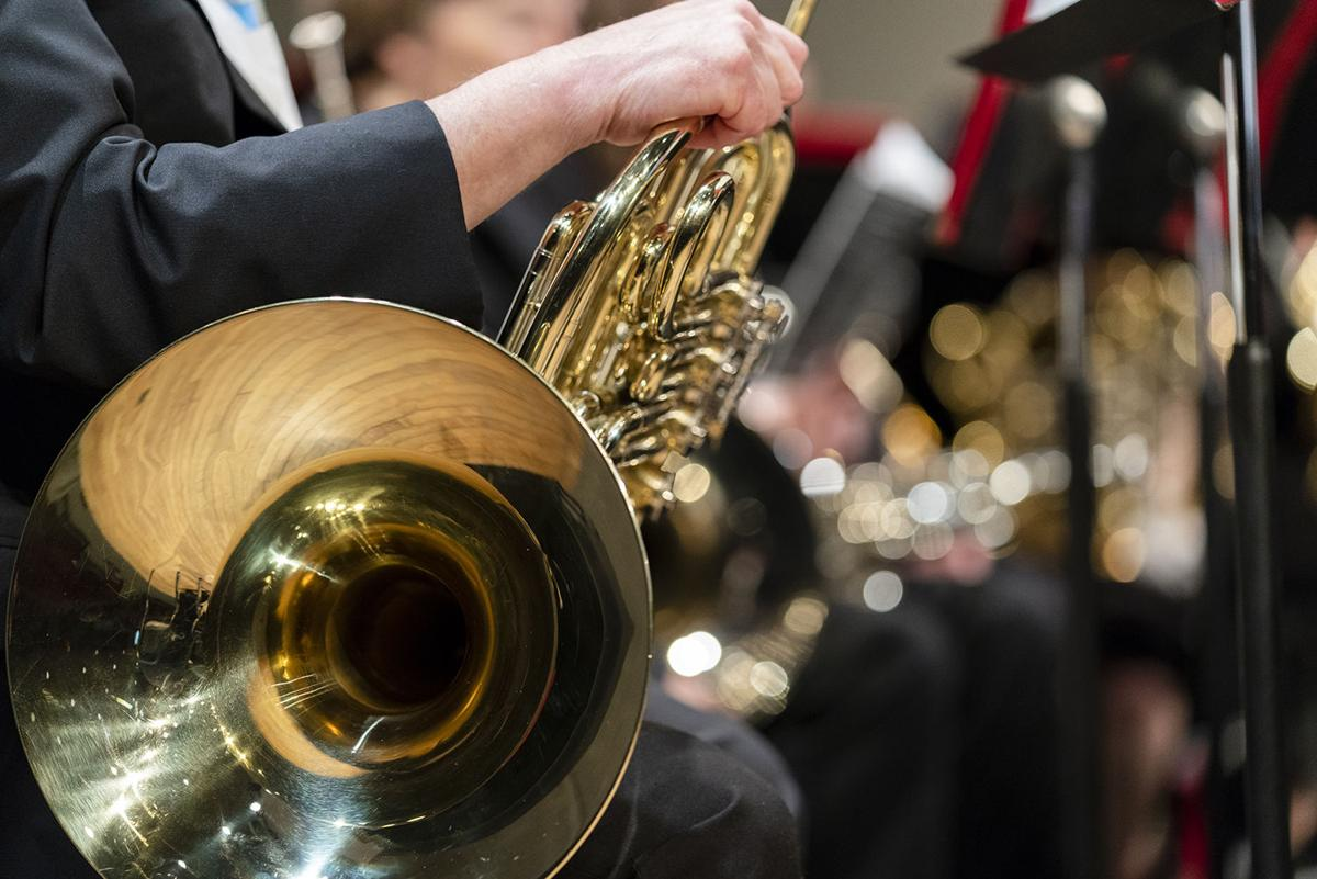 Holiday Brass at Ford Hall