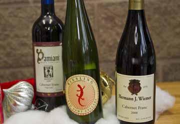 Holiday Ready Wines
