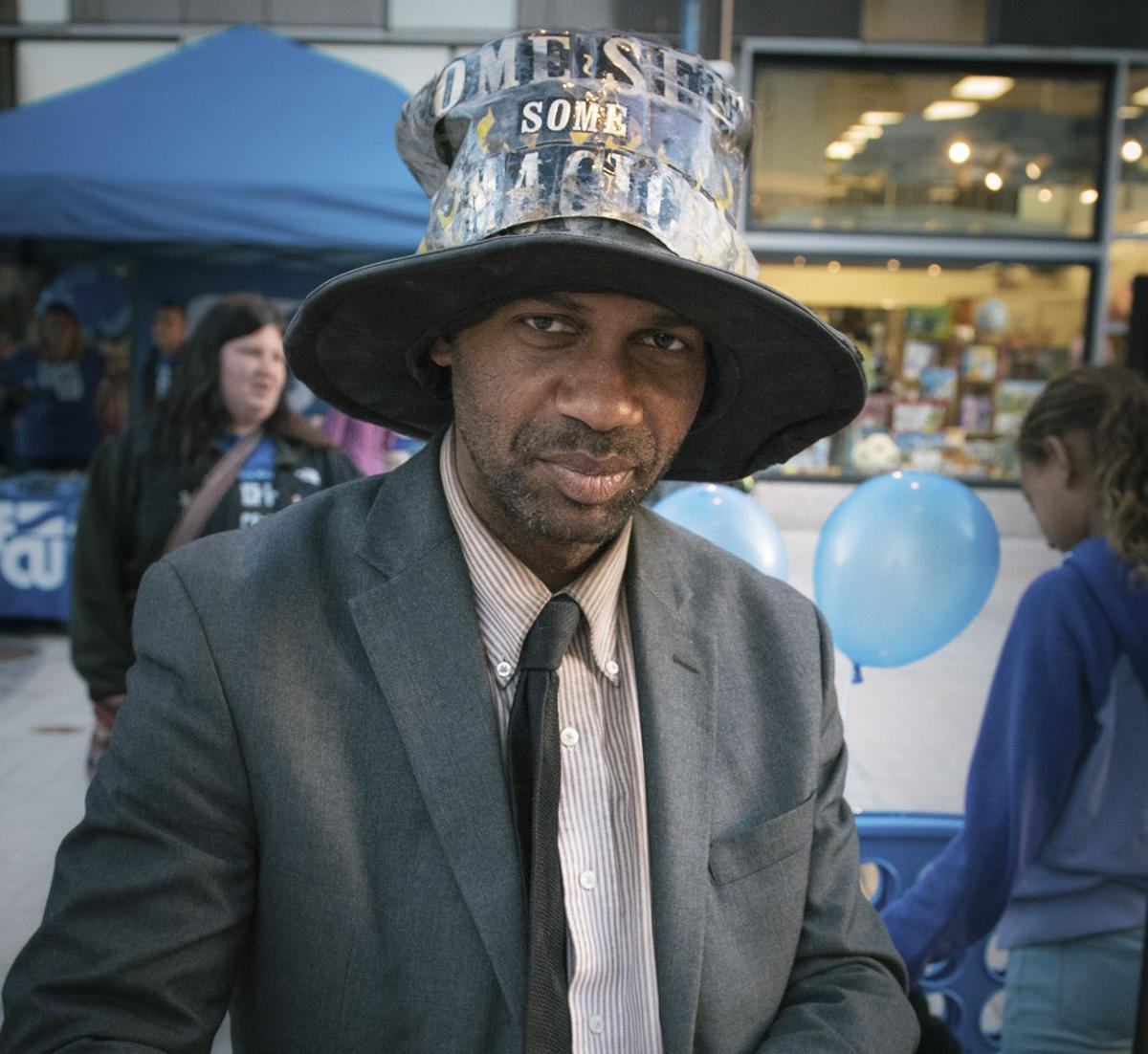 William Metro, the Magic Man