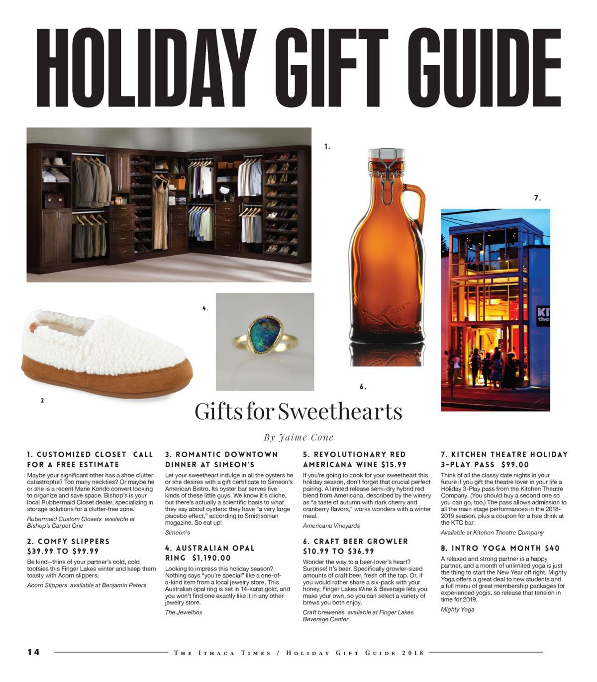 Holiday Gift Guide | ithaca com