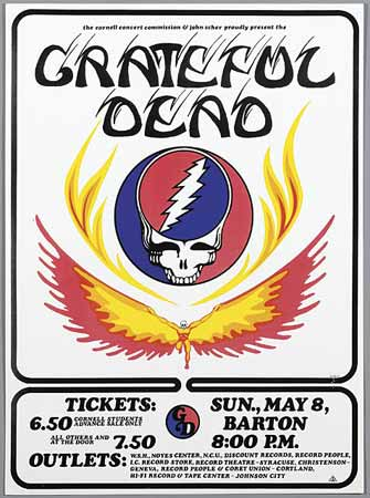Revisiting The Grateful Dead's 1977 Barton Hall show