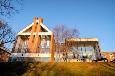 Cornell University frat house