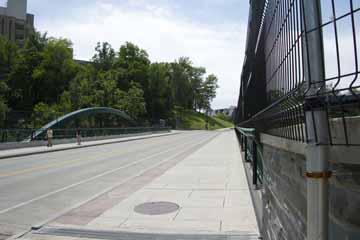 Thurston Avenue bridge