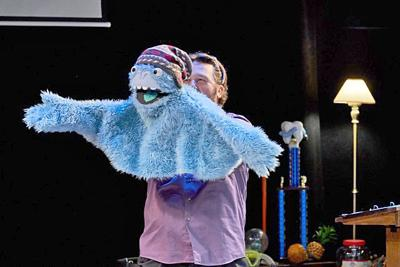 Local puppeteer Scott Hitz returns to the Newfield Public Library for two hands-on workshops this summer to help participants craft their very own puppets. The workshop for youths is scheduled for July 16 at 10:30 a.m. On Aug. 6 he will host a special workshop for adults at 6:30 p.m.