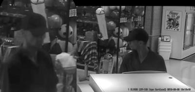 NYSP looking for this man who's accused of using a stolen credit card in Cortland County