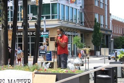 Jordan Clemons rally