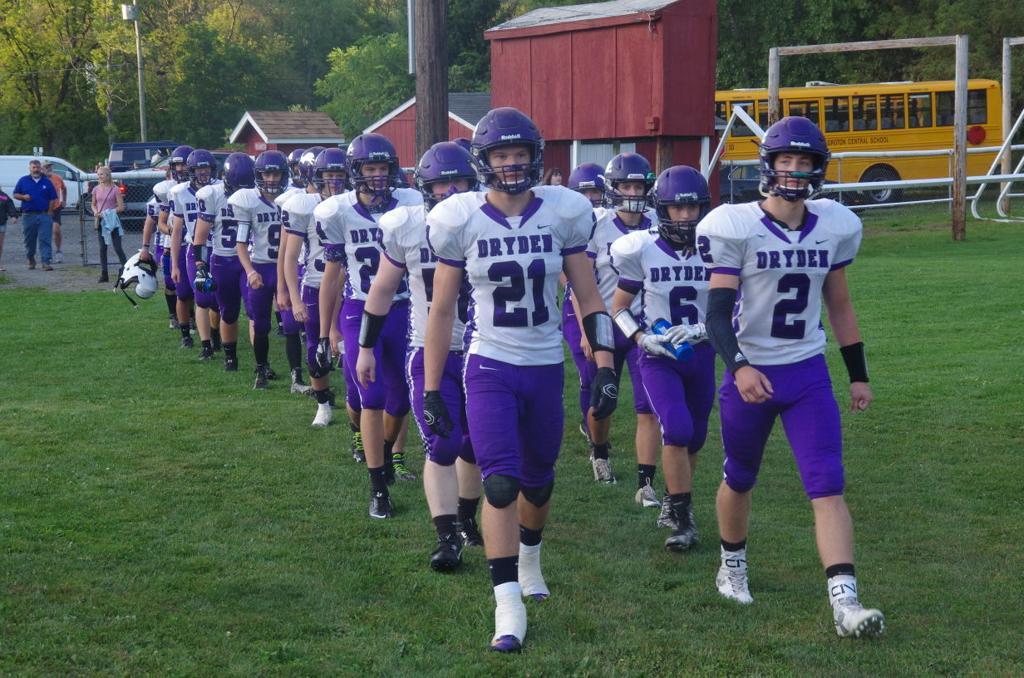 Dryden High School Plans Homecoming