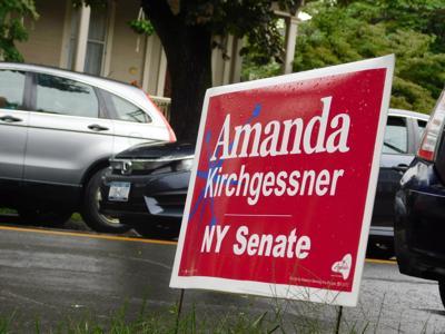 Amanda Kirchgessner sign