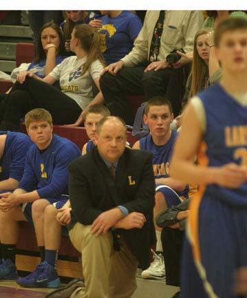 Nervous Coach
