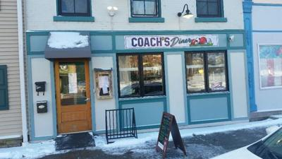 Coach's Diner in Waterloo.