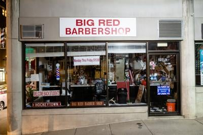Big Red Barbershop