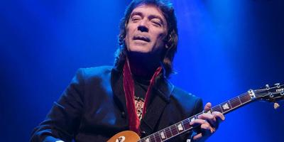 Steve Hackett, formerly of Genesis, will perform at the State Theatre this week.