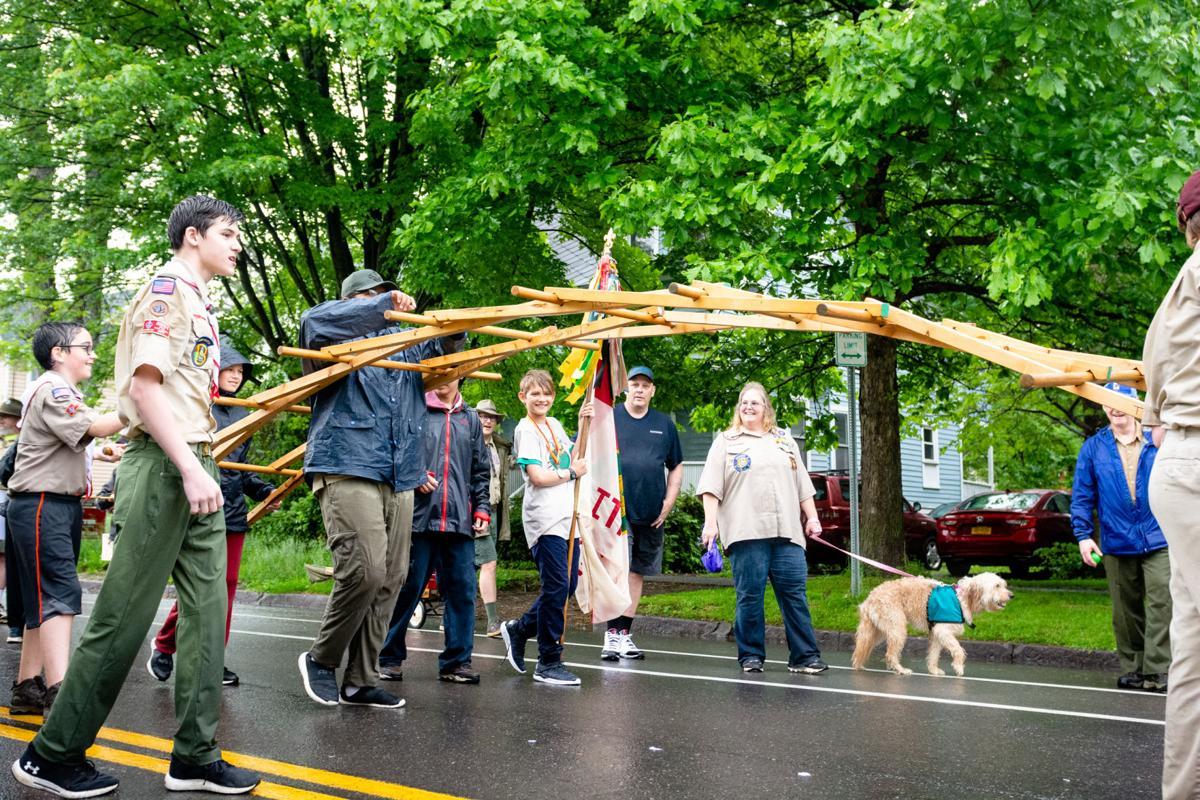 Ithaca Parade 2