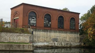 Waterloo hydropower plat