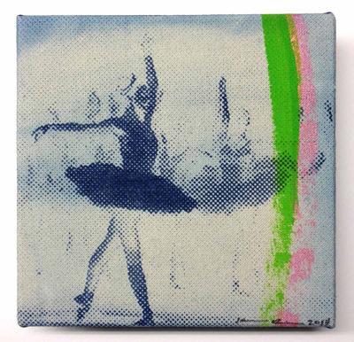 Dancer by Kadie Salfie