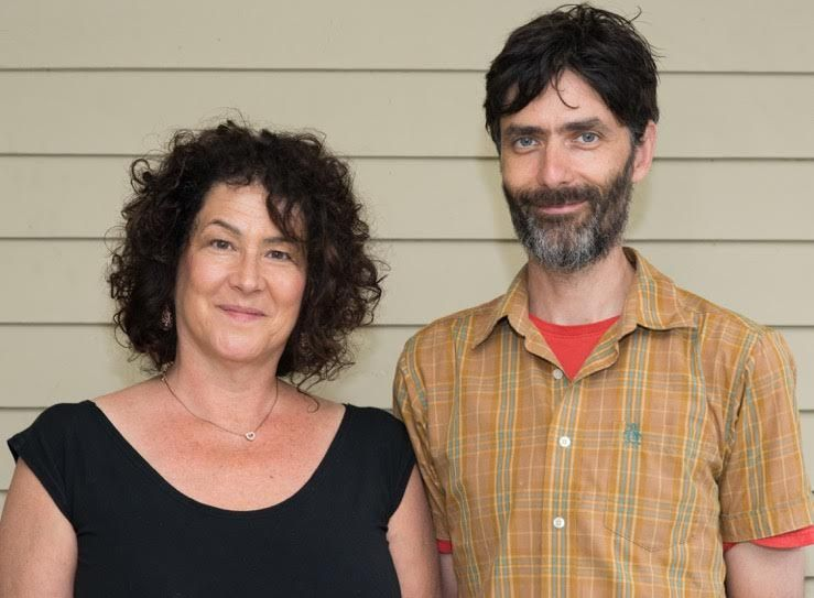Barbara Mink and Stephen Phillips