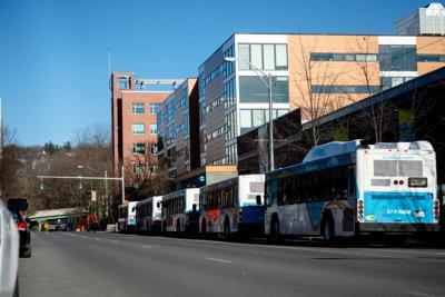 TCAT bus